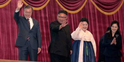 Koreaanse leiders gaan vulkaan op