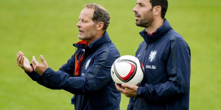 Blind zoekt opvolger Van Nistelrooij