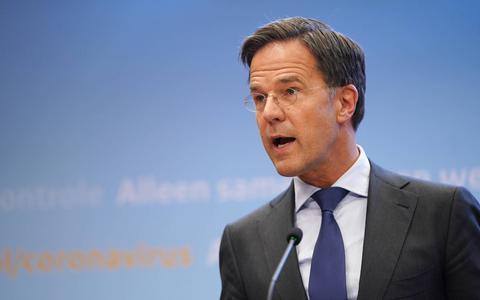 Nederland een maand lang in gedeeltelijke lockdown: mondkapjes verplicht, horeca dicht