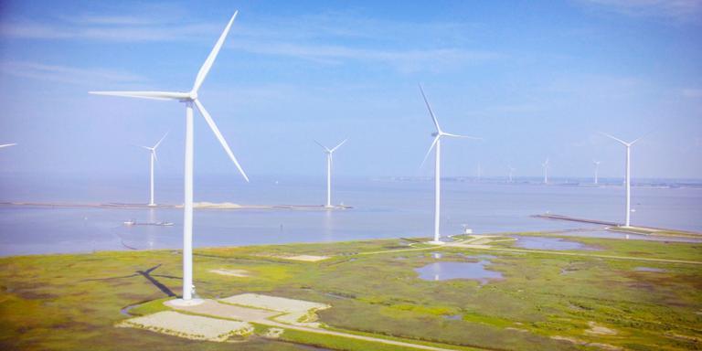 Aandeel windpark in ruil voor zeggenschap