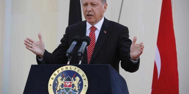 Erdogan oppert referendum over EU-gesprekken