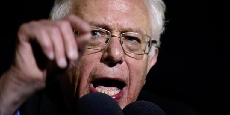Sanders wint voorverkiezing in Wyoming