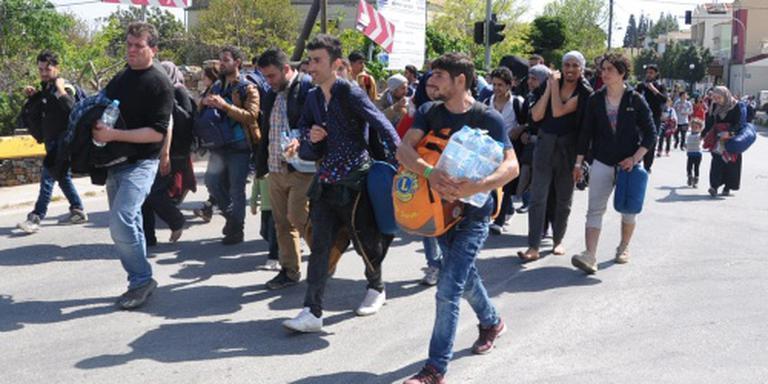 Athene vreest verzet terugsturen migranten