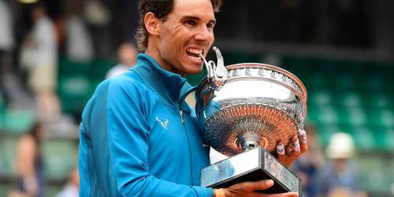 Vermoeide Nadal zegt Queen's af