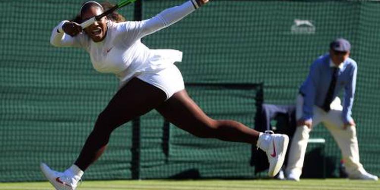 Rus weet Serena Williams niet te verrassen