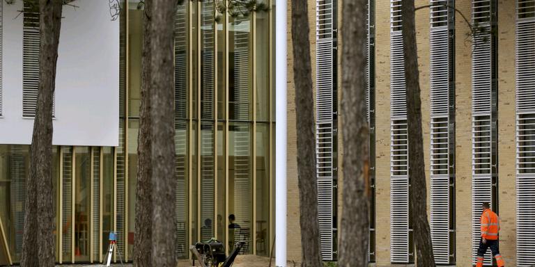 Brede school De Jutter op Vlieland. FOTO'S CATRINUS VAN DER VEEN