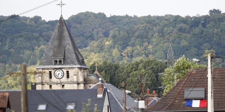 Gewonde Franse kerk buiten levensgevaar