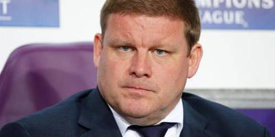 Anderlecht ontslaat trainer Vanhaezebrouck