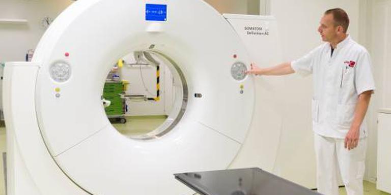 'Verlaag gebruik CT-scan bij kinderen'
