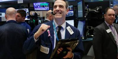 Wall Street tikt records aan