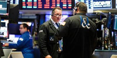 Wall Street opent in de min