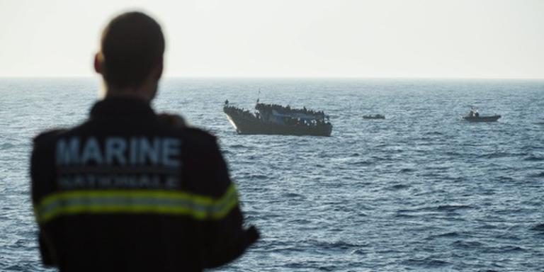 Tientallen vluchtelingen verdronken
