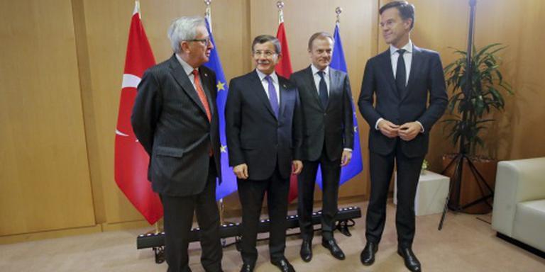 Migratieberaad EU en Turkije voortgezet
