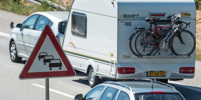 Brits stel vast voor mensensmokkel in caravan