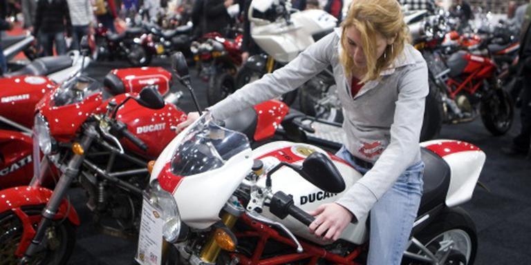 Motorbeurs Utrecht trekt evenveel bezoekers