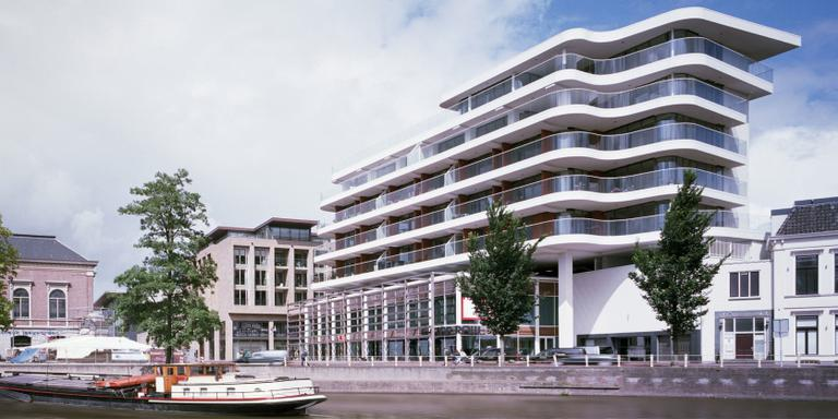 Amicitia mooiste gebouw Leeuwarden