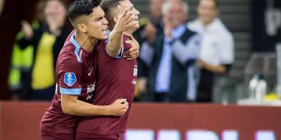 Linssen redt Vitesse tegen Fortuna