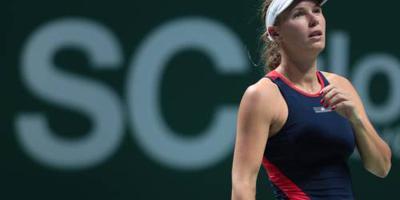 Wozniacki wint van Kvitova bij WTA Finals