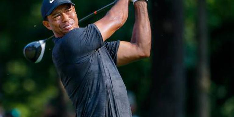 Woods meldt zich bovenin op PGA Championship