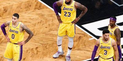 LeBron James verliest met LA Lakers