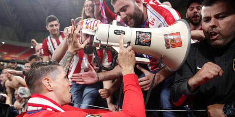 Torres verlaat grote liefde met een prijs