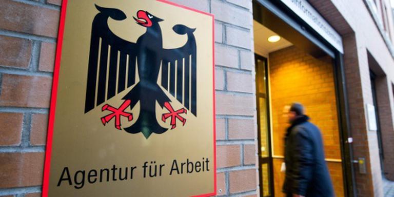 Minste werklozen eurozone sinds september '11
