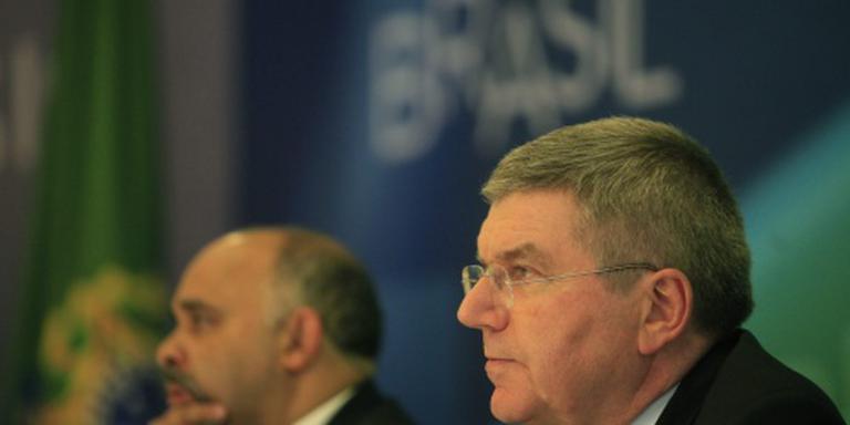 Braziliaanse minister van Sport afgetreden