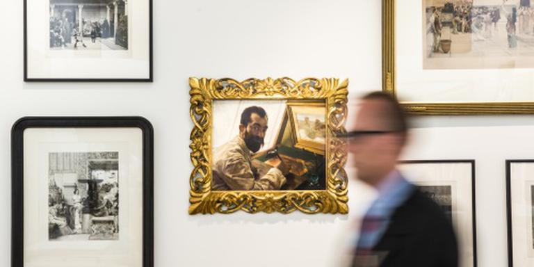 Schilderij Tadema kan wel 3,5 ton opbrengen