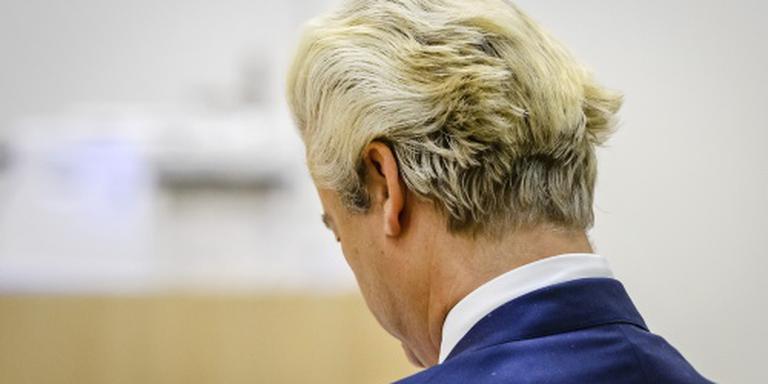 Volkskrant kreeg pleitnota Wilders aangeboden