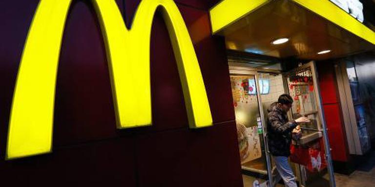 McDonald's groeit op eigen kracht