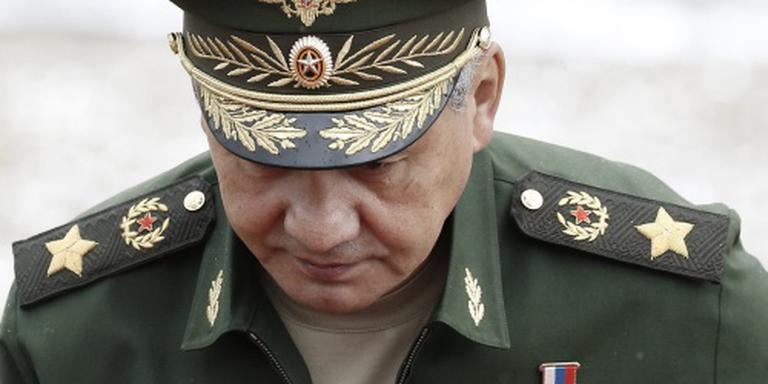 Russische helikopter stort neer bij Homs