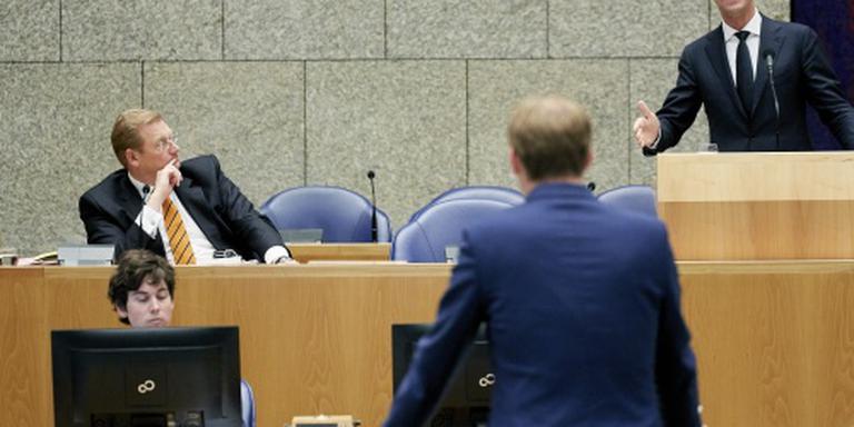 Debat over Teeven-deal loopt met sisser af