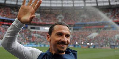 Ibrahimovic beste nieuwe speler in MLS