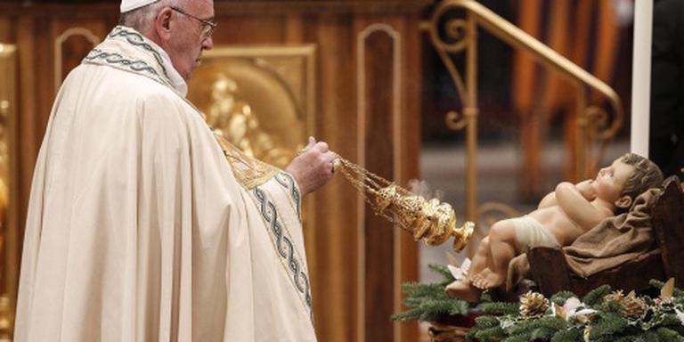 Paus: het goede overwint altijd