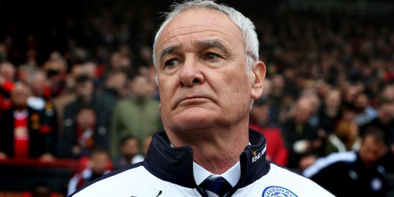 Ranieri wellicht kampioen in vliegtuig