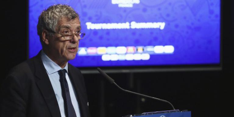 Villar: UEFA is gezond