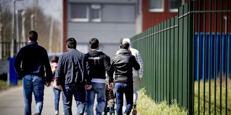 Afgelopen week bijna 600 asielaanvragen