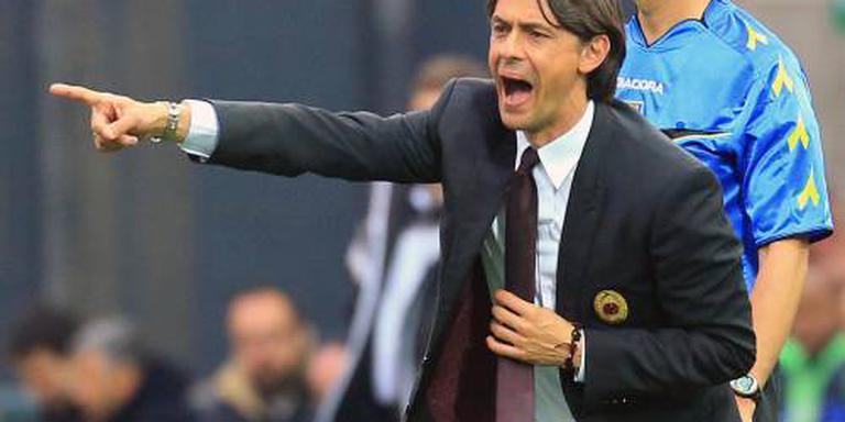 Bologna stelt Inzaghi aan als trainer