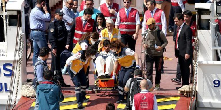 150 vluchtelingen op weg terug naar Turkije