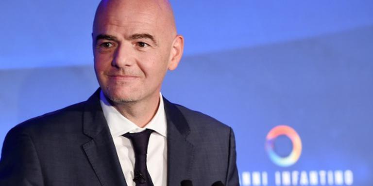 KNVB stemt op Infantino bij opvolging Blatter