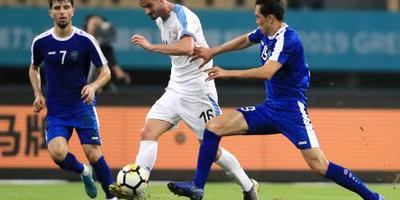 Pereiro helpt Uruguay aan China Cup