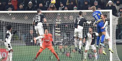 Juventus verstevigt dankzij Ronaldo koppositie in Serie A