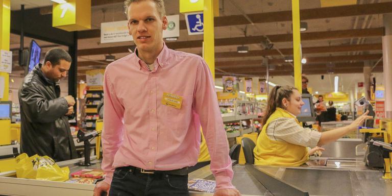 Jacob van Althuis: 'In befeiliger by de foardoar jout in hiel oar boadskip, dat wolle wy net.' FOTO LC/ARODI BUITENWERF