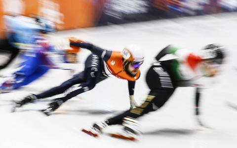 Nederlandse shorttrackmannen pakken ook WK-goud op relay