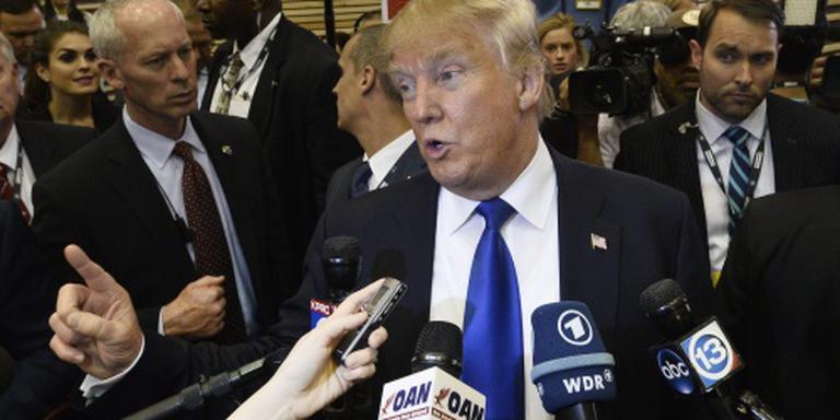 Aanklacht Trump wegens oplichting gaat door