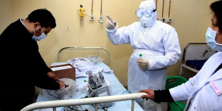 Doden door varkensgriep in Armenië