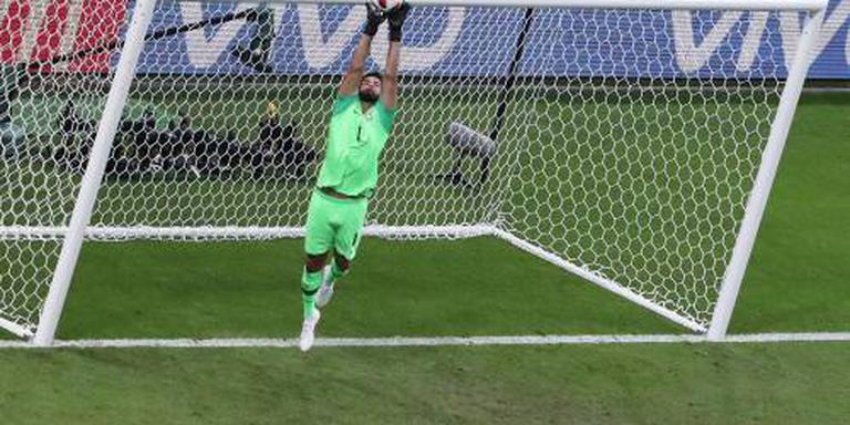 'Liverpool en Roma eens over transfer Alisson'