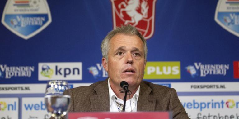 Onno Jacobs stopt als directeur FC Twente