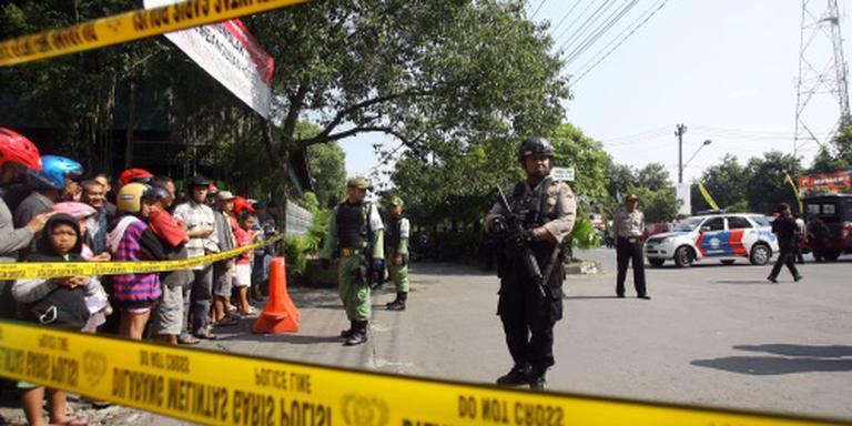 Explosie bij Indonesisch politiebureau