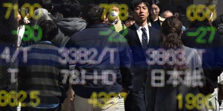 Bedrijfsresultaten en yen stuwen Nikkei